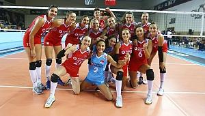 Filenin Sultanları, Gloria Cup'ta İtalya'yı 3-0 Mağlup Etti