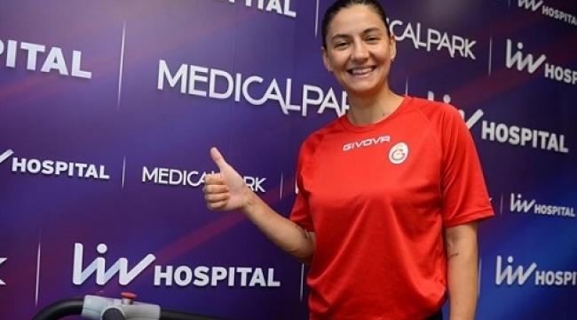 Galatasaraylı bayanlarda sağlık taraması tamamlandı
