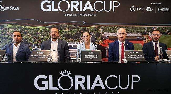 Gloria Cup 2019 Basın Toplantısı Gerçekleştirildi