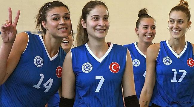 İst. Aydın Üniversitesi Kadın Takımı Finalde!..