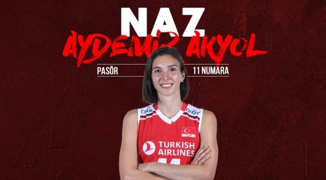 """Naz Aydemir Akyol:""""Çok heyecanlıyım"""""""