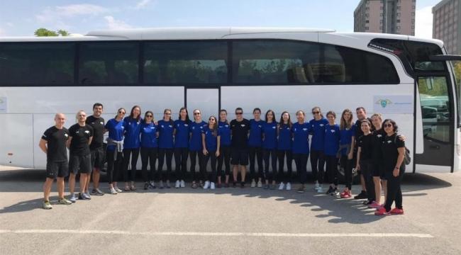 PTT Spor, sezona Bolu kampı ile hazırlanıyor