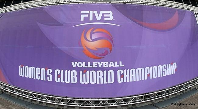 Temsilcilerimizin, FIVB Dünya Kulüpler Şampiyonası'ndaki Rakipleri Belli Oldu