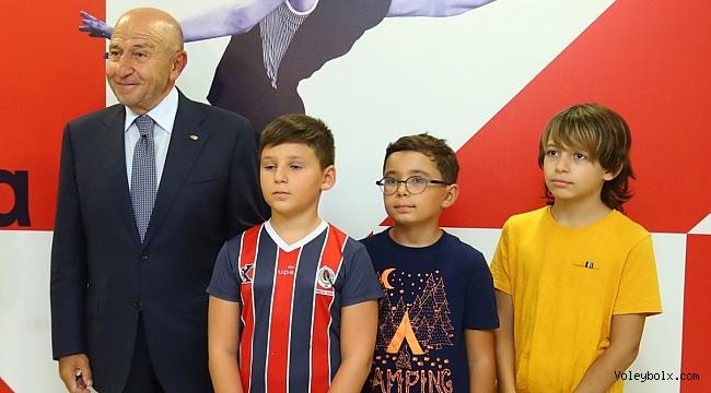 TFF Başkanı Nihat Özdemir: Yolumuza güzel bir şekilde devam ediyoruz