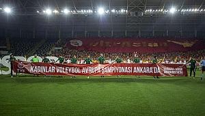 "TFF Süper Kupa'da ""Avrupa Şampiyonası"" Vurgusu"