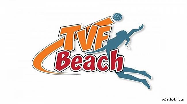 TVF Plaj Voleybolu U22 ve U18 Türkiye Şampiyonaları'nın Kayıtları Başladı