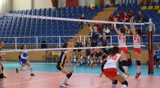 U17 Genç Kız Milli Takımımız, Balkan Şampiyonası'na Galibiyetle Başladı