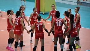 U17 Genç Kız Milli Takımımız, Balkan Şampiyonası'nda Yarı Finalde