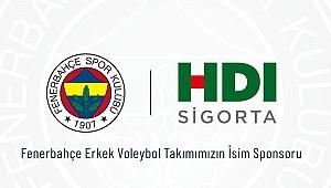 Voleybolda Fenerbahçe'ye isim sponsoru