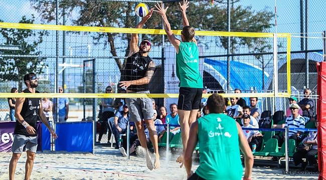 2019 Balkan Plaj Voleybolu Şampiyonası Başladı