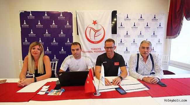 2019 Balkan Plaj Voleybolu Şampiyonası Teknik Toplantısı Yapıldı