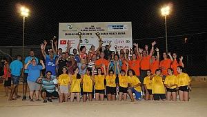 2019 TVF Pro Beach Tour Lefkoşa Zafer Kupası Sona Erdi