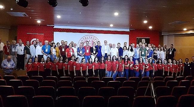 Antalyaspor'da voleybol şubesine vize