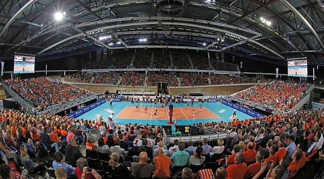 Avrupa Olimpiyat Elemeleri'ne Hollanda Ev Sahibi