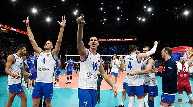 Avrupa Şampiyonası'nda Sırbistan - Slovenya Finali!..