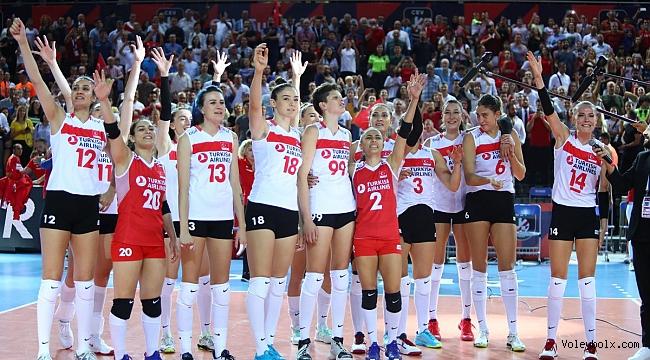 Avrupa Şampiyonası Yarı Finaldeki Rakibimiz Polonya Oldu