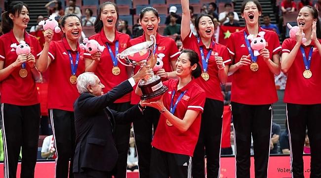 Çin Dünya Şampiyonu!..