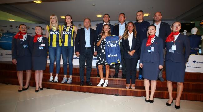 Corendon Airlines, Fenerbahçe Opet'ın forma sırt sponsoru oldu