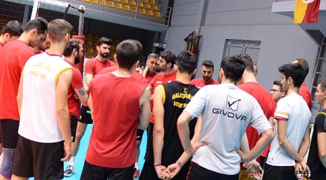 Galatasaray'da Umut Çakır, Muzaffer ve Onurcan'dan açıklamalar