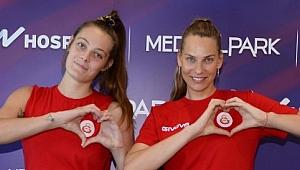 Galatasaray'ın yeni transferleri sağlık kontrolünden geçti