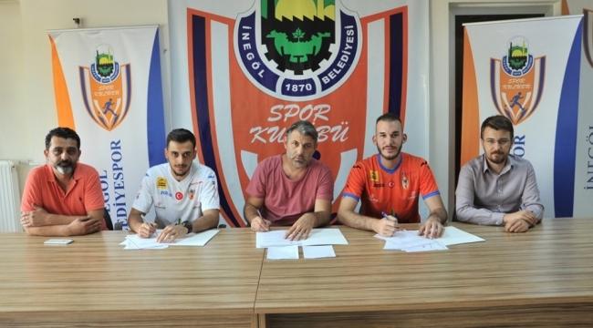 İnegöl Belediyespor'da transfer