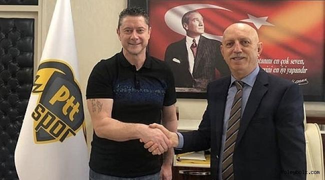 PTT Spor, Bülent Karslıoğlu ile yollarını ayırdı