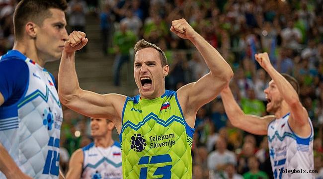 Slovenya ve Polonya Yarı Final'de!..
