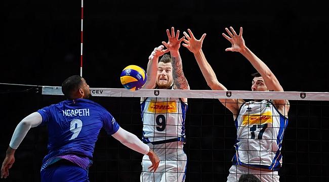 Son Yarı Finalistler Sırbistan ve Fransa!..