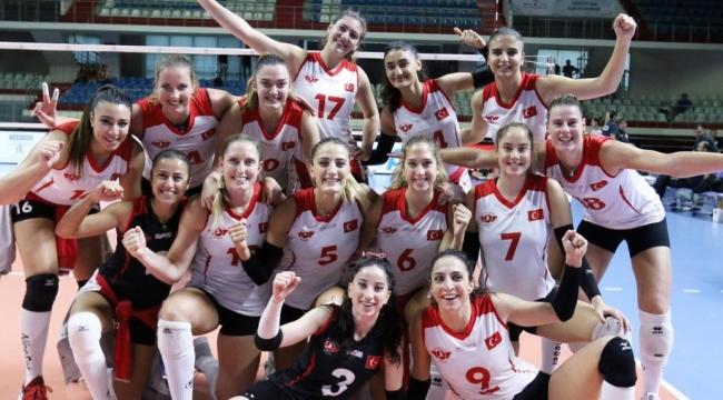 THY, Balkan Kupası'na Galibiyetle Başladı