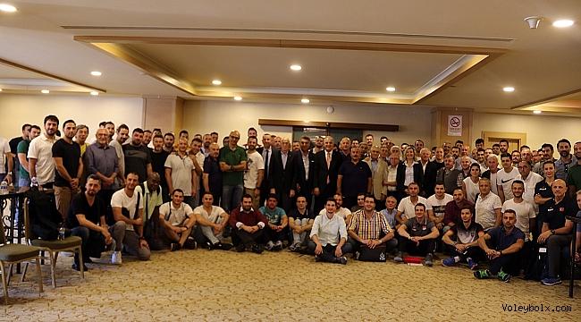 2019– 2020 sezonu öncesi Üst Düzey Gelişim Semineri İstanbul'da Yapıldı