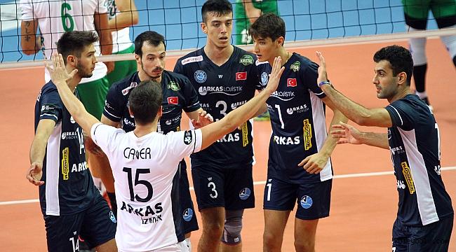 Arkas Spor sezonu İzmir'de açıyor