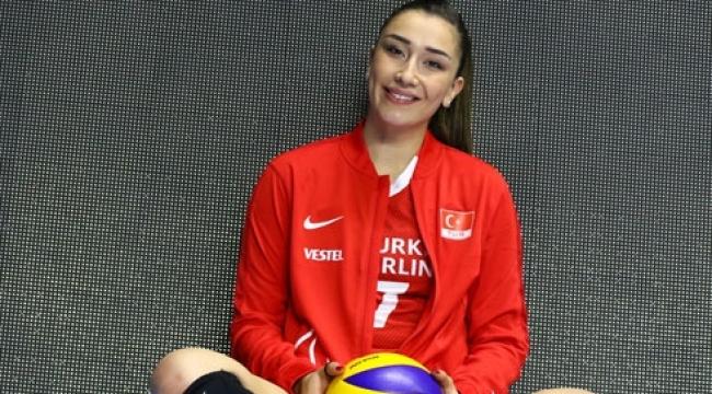 Hande Baladın: İdolüm ile aynı takımda olduğum için çok heyecanlıyım