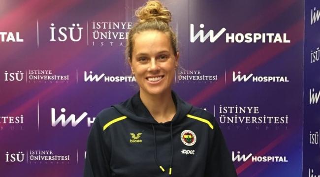 Kelsey Robinson sağlık kontrolünden geçti