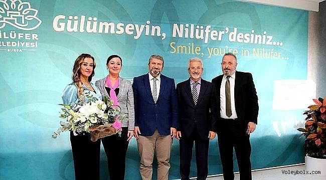 Nilüfer Belediyespor'a yeni sağlık sponsoru
