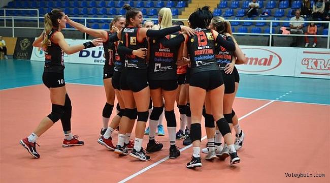 Partizani, Şampiyonlar Ligi'nde 3. Turda