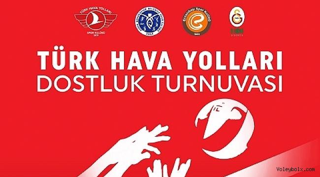 Türk Hava Yolları'ndan Dostluk Turnuvası