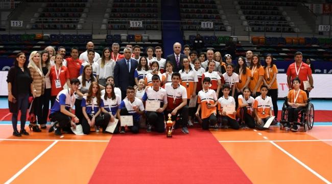"""Türkiye, İlk Kez Erasmus+ """"Oturarak Oyna (Sit2Play)"""" Turnuvası'na Ev Sahipliği Yaptı"""