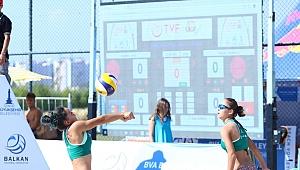 Türkiye Voleybol Federasyonu'ndan Plaj Voleybolunda Yeni Uygulama