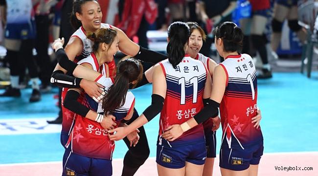 Güney Kore'de 10. maçlar tamamlandı