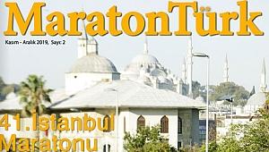 Maraton Türk dergisinin ikinci sayısı yayında