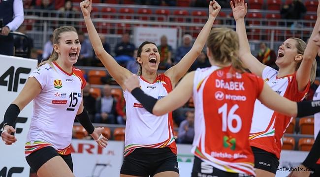 Polonya'da Budowlani Lodz ve Bielsko-Biala 3-1 kazandı...