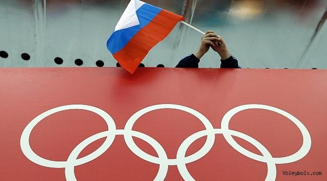 Rusya 2020 Tokyo Olimpiyatları'ndan men edilebilir