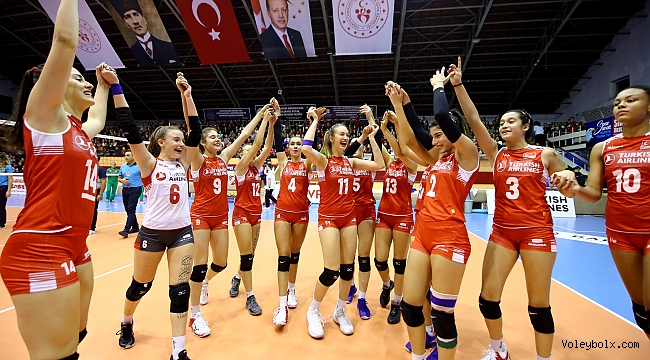 U17 Kız Milli Takımımız, Balkan Şampiyonası'nda 2'de 2 Yaptı