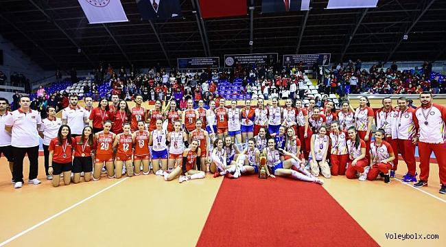 U17 Kız Milli Takımımız, Balkan Şampiyonası'nı Gümüş Madalya ile Tamamladı