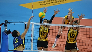 VakıfBank, Şampiyonlar Ligi'nde Scandicci'ye 3-2 Mağlup Oldu