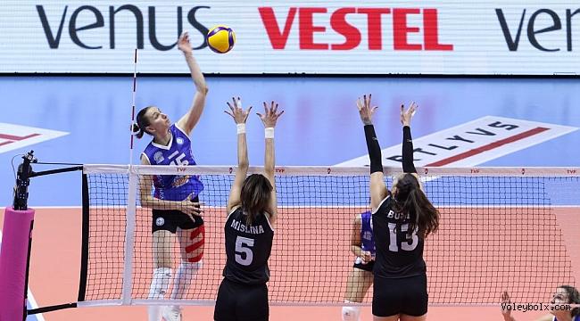Vestel Venus Sultanlar Ligi'nde 11. Hafta, 3 Karşılaşma ile Devam Etti