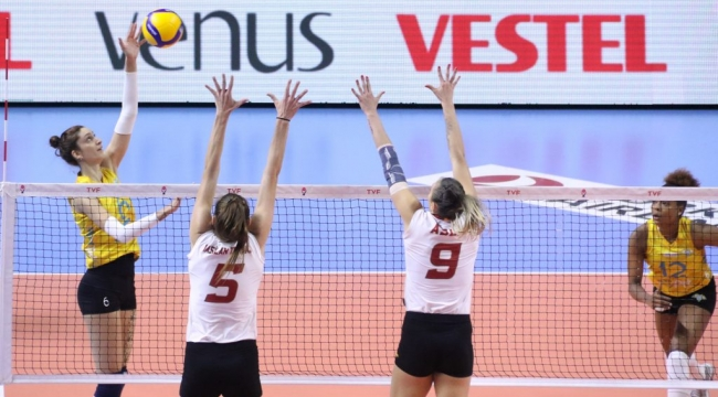 Vestel Venus Sultanlar Ligi'nde 7. Hafta Başladı