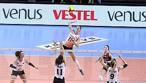 Vestel Venus Sultanlar Ligi'nde 7. Hafta Sona Erdi