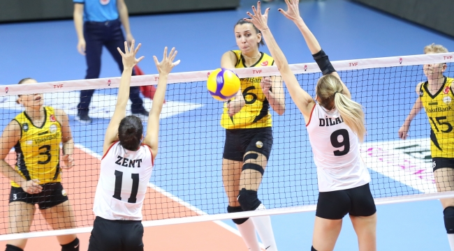 Vestel Venus Sultanlar Ligi'nde 9. Hafta Başladı