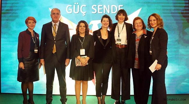 4. GE Türkiye Kadın Çalışan Ağı Zirvesi Gerçekleşti